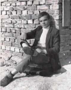 Danutz in the 60s